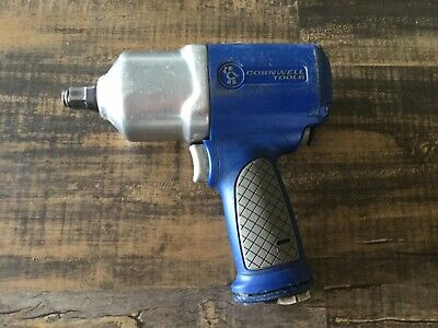 Cornwell Tools Ir-C8000 - 1/2 Inch Pneumatic Impact Air Wrench