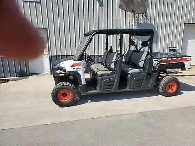 2016 Bobcat 3400XL Only 95 Hours, MINT, XL Sport Roof, Windshield, GAS, 4WD MORE
