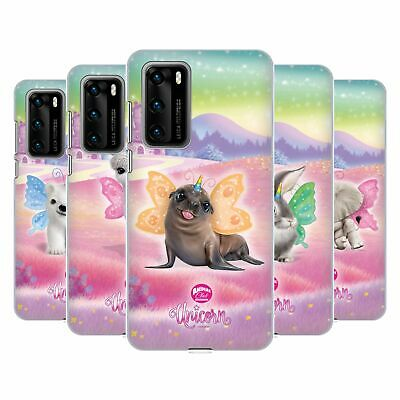 Official Animal Club International Unicorn Pets Back Case For Huawei Phones 1