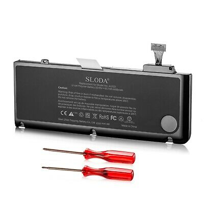 """SLODA Replacement Battery for MacBook Pro 13"""" A1322 A1278"""