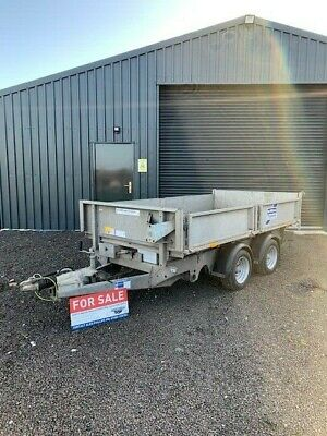 Ifor Williams TT3017 Tipping Trailer (Fully Serviced)