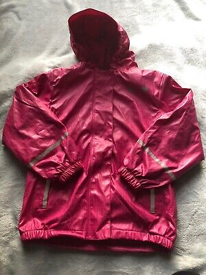 Waterpoof  Jacket /Trousers Age 6-8 Years VGC