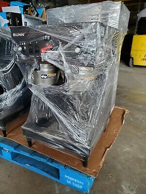 Bunn 20900.0010 Commercial Dual Coffee Brewer -120/208 - Refurbished