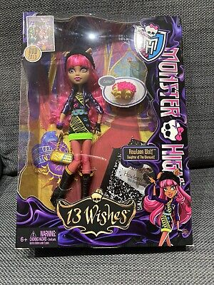Monsters High Howleen wolf doll