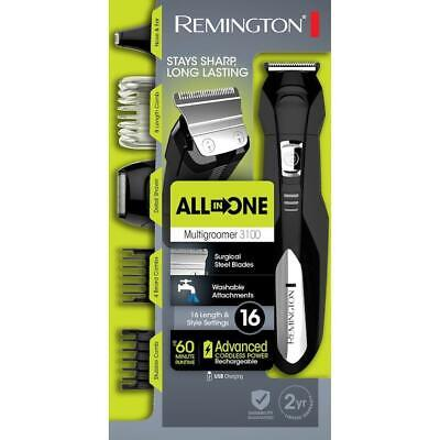 Remington All in One Hair Cut Trim Shaving Trimmer Grooming Kit