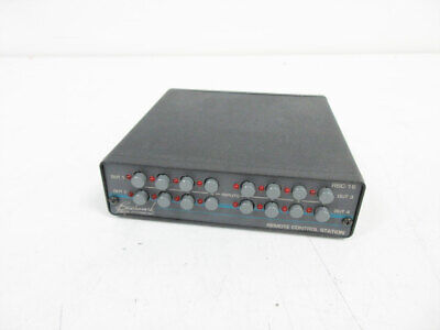 Benchmark Media Systems Rsc-16 Remote Control Station For System 1000