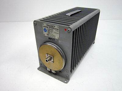 Bird 8322 Electronic Corporation Tenuline Coaxial Attenuator 200 W 30 Db - Brnzd