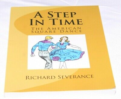 A STEP IN TIME (B&W): AMERICAN SQUARE DANCE By Richard Severance