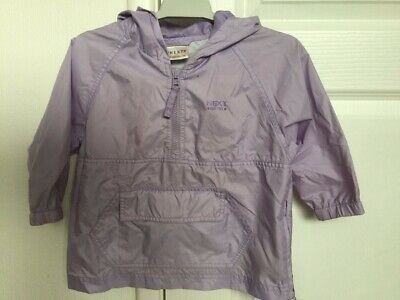 Next girls cagoule 1-2 years