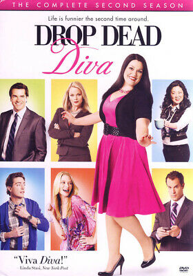 Drop Dead Diva - The Complet Saison 2 (Coffret) Neuf DVD