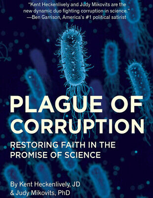 Plague Of Corruption - Restoring Faith In The Promise Of Science [P.D.F  E.PUB]