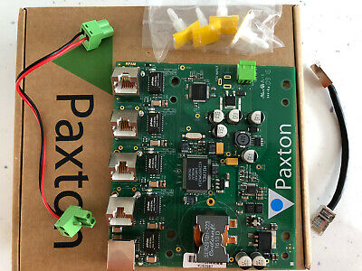 Paxton Net2 Plus Entry PoE Switch Board