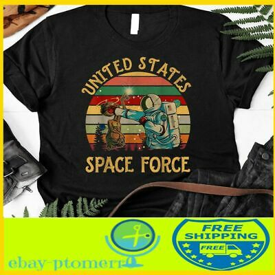 united states space force Vintage T-shirt