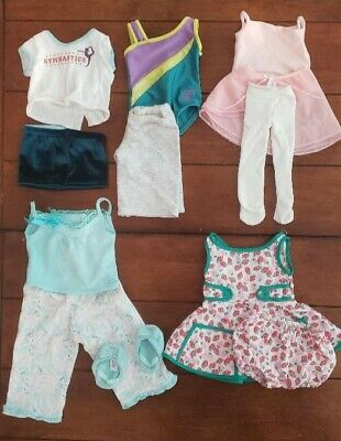 American Girl Doll - 4 Outfits - Girls of Year - Grace, Maryellen & McKenna-2
