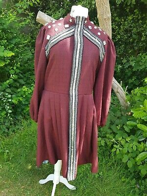 Period Costume For Panto, Reinactment Or Historical Drama/Musical