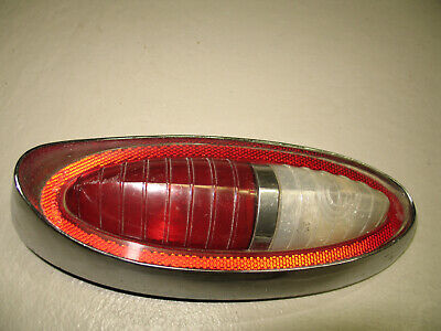 Vintage 54 Chevy Tail Light