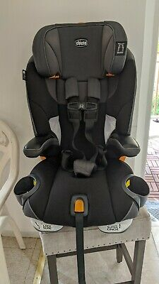 Chicco MyFit LE Harness Booster Car Seat - Anthem - lightly used