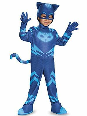 Small//2T Disguise Costumes Gekko Classic Toddler PJ Masks Costume Toys Division 17150S