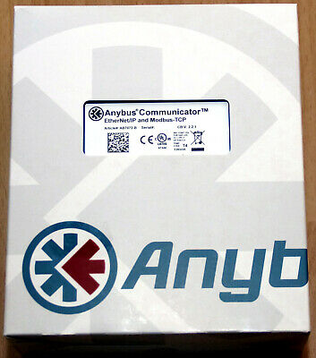HMS Anybus AB7072-B Communicator EtherNet/IP and Modbus-TCP