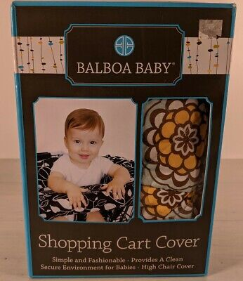 Balboa Baby Shopping Cart Cover.