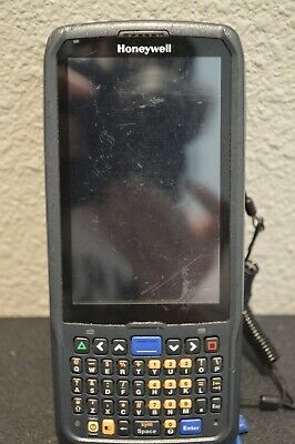 HONEYWELL Intermec CN51 CN51AQPKCF1A1000 Scanner Mobile Computer ***UNTESTED***