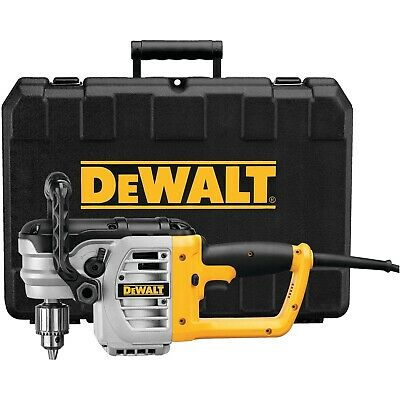 "DeWalt DWD460K Stud And Joist Drill 1/2"" VSR W/ Clutch & Bind-up Control System"