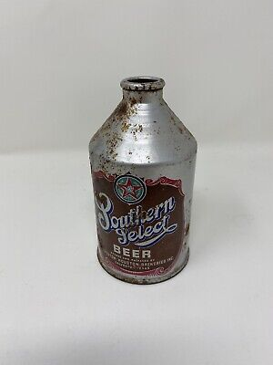 USBC 198-35 12oz Crowntainer Southern Select Beer Can