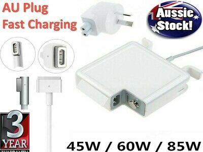 45W 60W 85W AC Power Adapter Charger L/T 1/2 For Apple Mac Macbook Pro Air 13 15