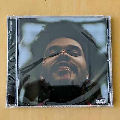 THE WEEKND - After Hours CD (Explicit Content) Parental Advisory Album ** NEW **