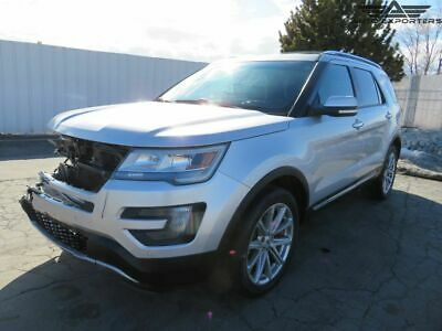 2016 Ford Explorer Limited 2016 Ford Explorer Salvage Damaged Vehicle! Priced To Sell! Wont Last! L@@K!!