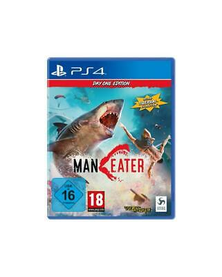 Maneater Day One Edition PS4 Neu & OVP