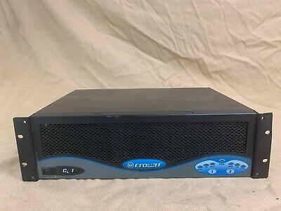 UNTESTED Crown CL1 Power Amp