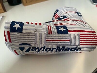 New Taylormade  Limited Edition 2019 US OPEN Pebble Beach Blade Putter Headcover