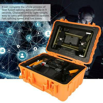 A-81S High Precision Automatic Optical Fiber Fusion Splicer Splicing Machine