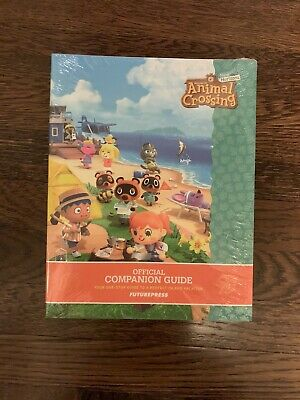 Animal Crossing New Horizons Official Companion Guide Paperback PREORDER