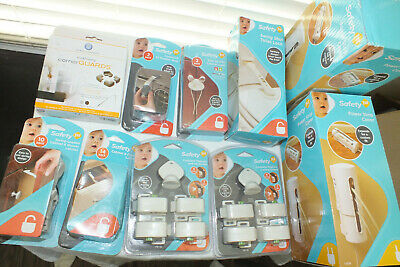 Safety 1st & Prince Lionheart Home Baby Child Proofing   (Lot)   All Brand New