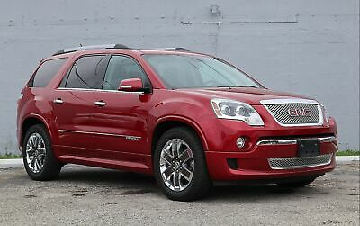 2012 GMC Acadia Denali 1 OWNER 28 SERVICE RECORDS CARFAX CERTIFIED DENALI HEADS UP DISPLAY WARRANTY
