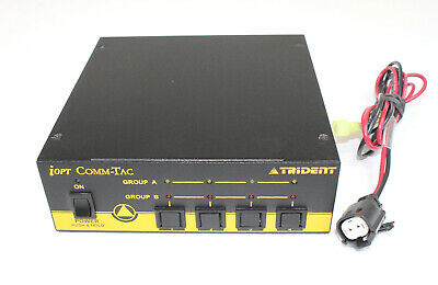 Trident iOPT Comm-Tac Mobile Interoperability System