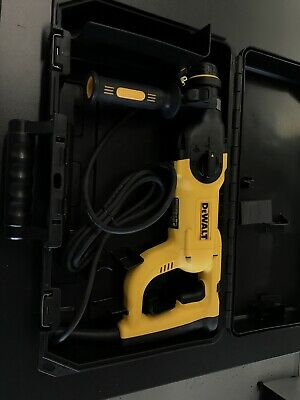 HAMMER DRILL - DEWALT - D25213 1-Inch D-Handle Three Mode SDS Hammer