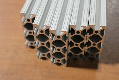 8020 Inc 1 x 3 T Slot Aluminum Extrusion 10 Series 1030 SC ANO Lot 8 (5pc)