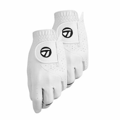 Taylormade Stratus Tech 2 Pack Mens Golf Glove - New - Pick Hand & Size