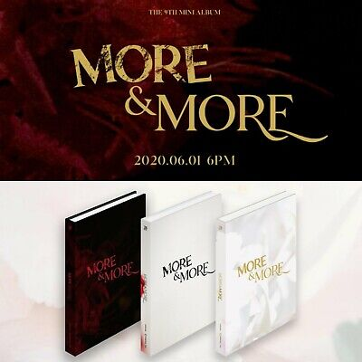 Twice Official MORE And MORE Album Preorder [READ DESCRIPTION!]