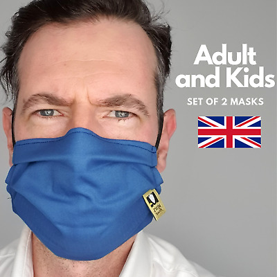 Upgrade 2.0 / Adult + Child / Face Mask / Protect Your Family / Very Soft