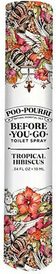 Before-You-Go Toilet Spray, Poo Pourri, 10 ml Tropical Hibiscus