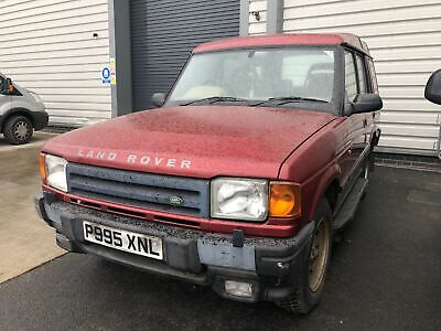 Land Rover Discovery Tdi 1996