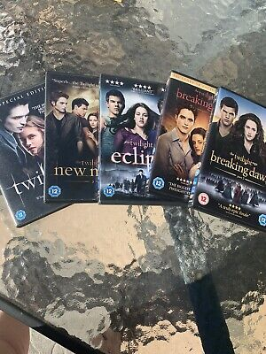 Twilight DVD Bundle