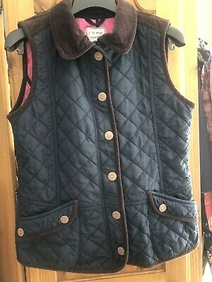 Girls Next Gilet Bodywarmer Age 13-14