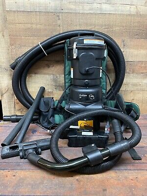 NSS Outlaw PB Back Pack Vacuum Battery Oper Cordless 1 Set Of Batteries Included