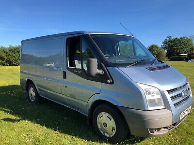 Ford Transit 110 T280S SWB 2007 Low Mileage 103K