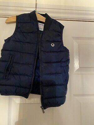 Mayoral Age 3 navy Gilet/Body Warmer used